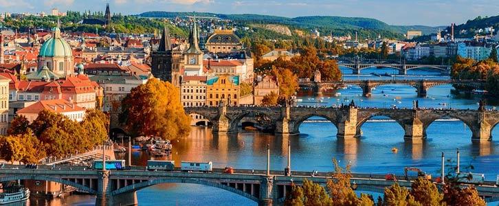 Relaxačný pobyt v Prahe