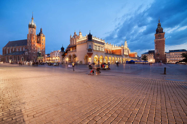 Cenovo nenáročné ubytovanie v Krakove s voľným vstupom do bazéna a platnosťou do konca roka